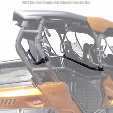 4 Point Safety Harness Bar Clamp on USA MADE Can-am Commander MAX 1000 DPS 2016