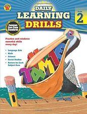 Daily Learning Drills, Grade 2 (Brighter Child: Da