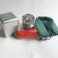 Coleman peak 1 model 550b 749 multi fuel backpacking stove