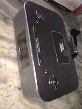 Philips iPod/ipad audio docking station, alarm clock & speaker system