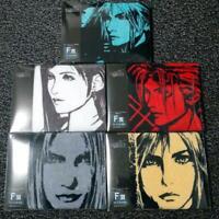 Square Enix Final Fantasy VII 7 Versión FF7 Monumento Premio F Toalla de 5 Japón