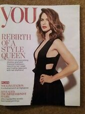 TRINNY WOODALL / GILES AND MARY Googlebox - You magazine – 29 October 2017