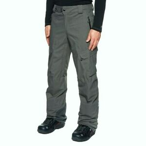 686 Men's GLCR QUANTUM THERMAGRAPH Snow 2019 Pants - CHA - XLarge - NWT