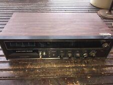 Vintage Panasonic Receiver 8 Track AM FM Radio Model RE-8127