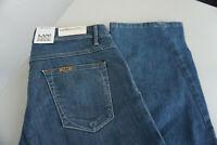 LEE Works of Damen Jeans stretch Hose 28/33 W28 L33 blau NEU ad33