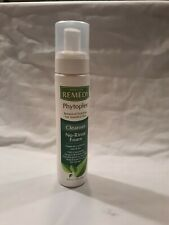 Medline Remedy Phytoplex Cleanser No-Rinse Foam Botanical Nutrition 8 fl oz