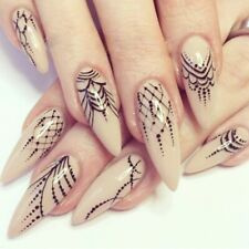 3D Nail Art Stickers For Nails Animal Flower Mixed Pattern Decoration DIY Nails
