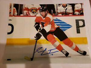 Sean Couturier Philadelphia Flyers 11x14 photo With COA