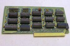 VERY RARE Amdek Taiwanese Clone RGB Card for Apple II Plus, 1982