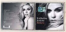 Cd KATHERINE JENKINS  Believe - OTTIMO 2009
