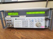 Fluke 5820a Oscilloscope Calibrator 21 Ghz