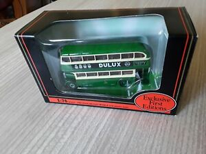 UNUSED BOXED EFE 16113A LONDON TRANSPORT MUSEUM SPECIAL KING ALFRED PD2 HIGHBRID
