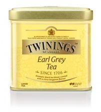 Twinings Earl Grey té negro suelto schwarztee en metal lata 500 G