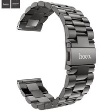 22mm HOCO Stainless Steel Bracelet Strap Watch Band for Samsung Gear S3 Frontier