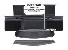 Peterbilt 379 Factory Day Cab Upholstery Interior