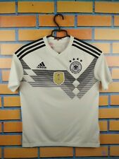 Germany Jersey 2018 2019 Home Youth 13-14 Shirt BQ8460 Football Adidas Trikot