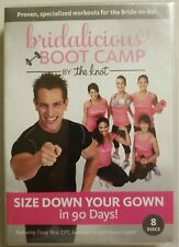 Bridalicious BOOT CAMP by The Knot (2012, 8-DVD Set) *SHIPS FREE!