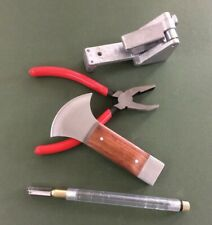 Stained glass tools / supplies lead tools starter kit