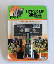 Primos Hyper Lip Single Elk Call with Instructional Tape #909