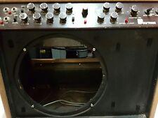 80's POLYTONE FUSION ALL TUBES AMP -- made in USA - SUPER RARE