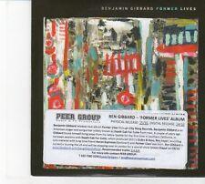 (DW645) Benjamin Gibbard, Former Lives - 2012 DJ CD