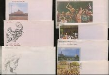 PAKISTAN 1960-80 ILLUSTRATED 19 LARGE ENVELOPES for FDCs