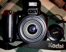 Kodak EasyShare P880 5.8x 8.0 Mega Pixels Digital Camera, 2 Batterys and Charger