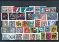 [G371995] Switzerland good lot of stamps very fine MNH