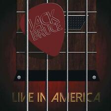 JACK BRUCE ‎– LIVE IN AMERICA : DENVER 1980 2x VINYL LP (NEW/SEALED)