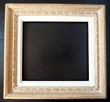 CADRE ANNEES 40 MONTPARNASSE ART DECO 26 x 23 cm proche de 3F FRAME Ref C395