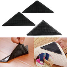 Home Rug Carpet Mat Grippers Non Slip Anti Skid Reusable Washable Silicone Grip