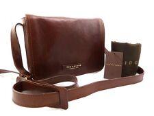 THE BRIDGE *current season* leather crossbody messenger bag 04481501 rrp £320