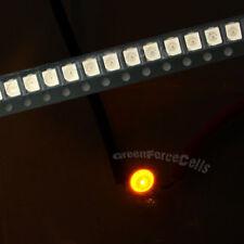10 3528 AMBER 1210 PLCC-2 LED BULB LAMP CAR HOUSE POWER TOP SMD SMT LIGHT CHIP