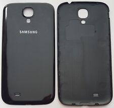 Samsung Galaxy S4 Akkudeckel Backcover  Rückseite aus PP Schwarz
