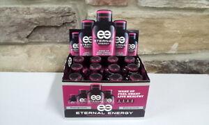 Eternal Energy Pomegranate Drink Shot 12 ct