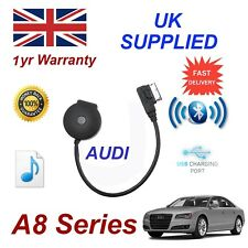 For AUDI A8 Bluetooth Music Streaming USB Module MP3 iPhone HTC Nokia LG Sony 09
