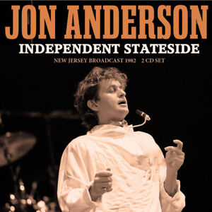 Jon Anderson - Independent Stateside (2cd) - Double CD - NEW