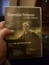 Essential Patterns With Oliver Edwards - Vol. 1 [DVD]