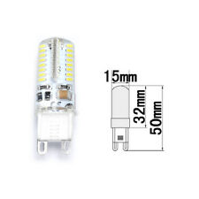 WOW - 3w G9 64 LED 3014 SMD Capsule Light Bulb Replace Halogen Lamp AC 220-240v White 10 Pcs