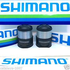 Shimano bobinas de repuesto bobina Aero gtm ms-3 & s-6 cuerda 5x pegatinas match pescar