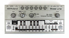 Roland TB-303 Bass Line Sequencer Synthesizer TB303 Bassline Synth