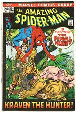 Marvel Amazing Spider-Man # 104 Jan 1972, 6.0 Fine Condition, FREE SHIP