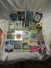 Lot of 18 Assorted Visa, MasterCard and American Express Cards - NO CASH VALUE