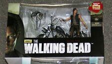 2014 McFarlane The Walking Dead Daryl Dixon Deluxe Chopper Box Set 1st Print