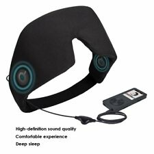 AGPTEK Sleep Mask with headphones for Smartphone Tablet Player of mp3