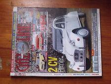 $$µ Revue Gazoline N°101 2 CV Perrier  Triumph Herald  Renault Galion L'Union
