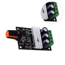 3A 6V/12V/24V/28V Variable Regulator Controller PWM DC Motor Speed Switch NEW
