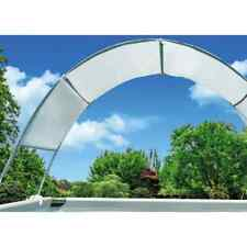 More details for intex pool canopy light grey sunshield canopy sap accessory garden pool shade