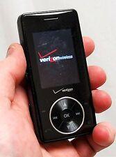 LG Chocolate VX8500 Verizon Wireless BLACK Cell Phone slider camera bluetooth -C