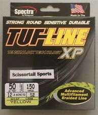 Tuf-Line XP 50 lb 150 yard Yellow, NEW
